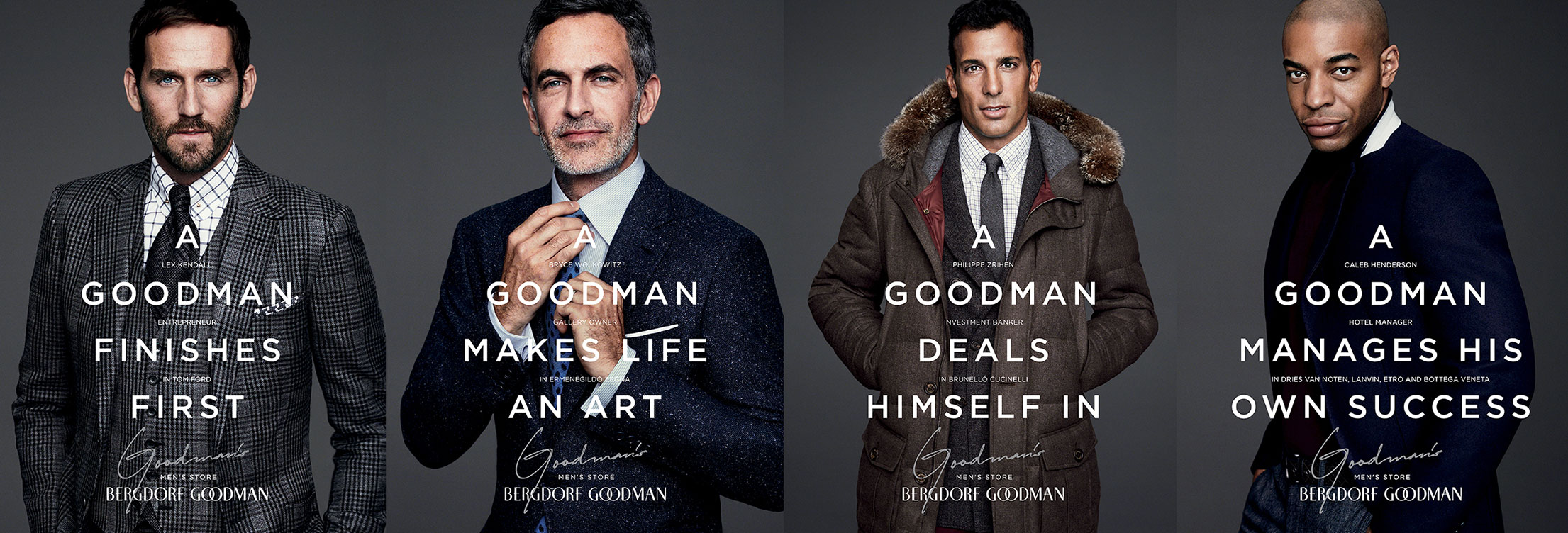 BERGDORF GOODMAN MEN'S STORE